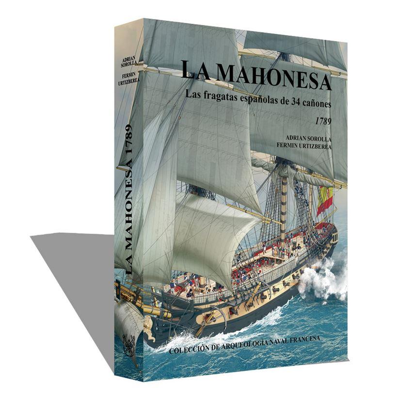 Anatomy of a French or Spanish battleship Unbena56