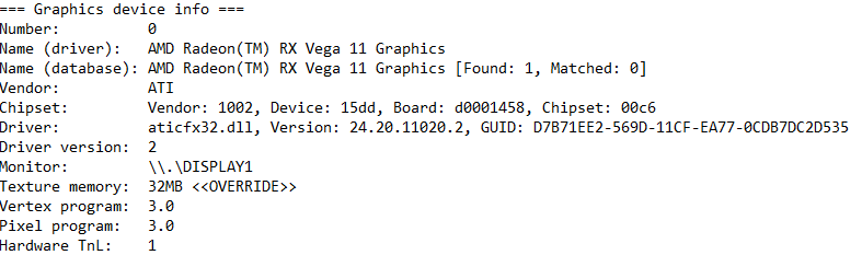 New graphic card issue. I need help with .sgr files. [SOLVED] Device10
