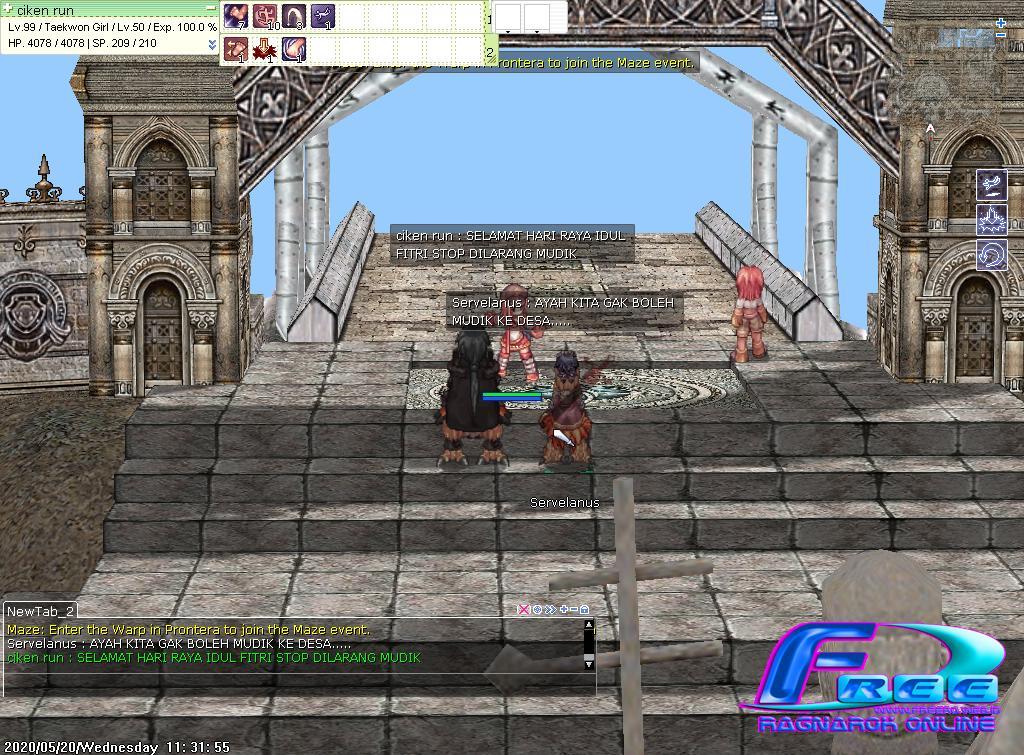 Event Screenshot Idul Fitri 2020 Screen16
