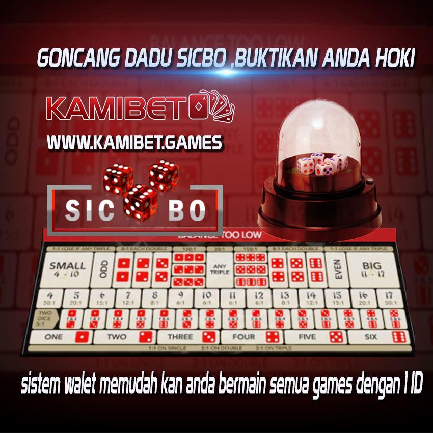 KAMIBET SITUS  GAME CASINO  AMAN DAN TERPERCAYA   68623810