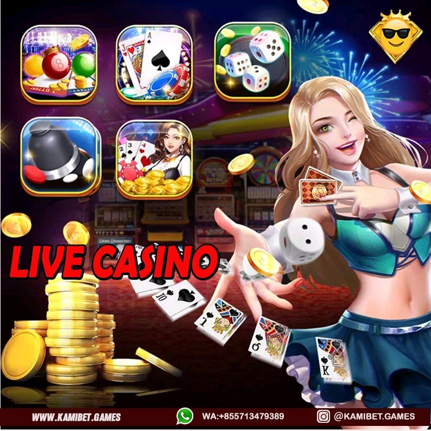 KAMIBET SITUS  GAME CASINO  AMAN DAN TERPERCAYA   68665910