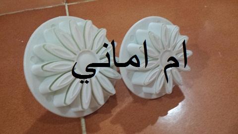 وصفة جديدة لمقرقشات الوردة حصريا من مطبخ ام اماني I_144610