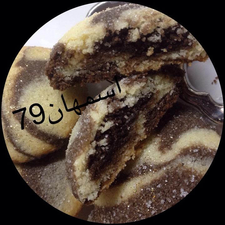 حلوة النمرة .....حلوى رائعة و خفيفة و جميلة الذوق  I_234b10