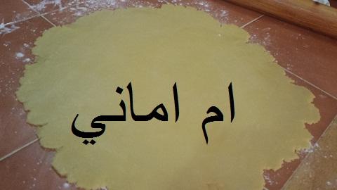 وصفة جديدة لمقرقشات الوردة حصريا من مطبخ ام اماني I_2aa210