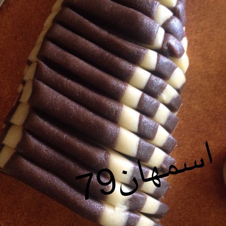 حلوة النمرة .....حلوى رائعة و خفيفة و جميلة الذوق  I_3eb210