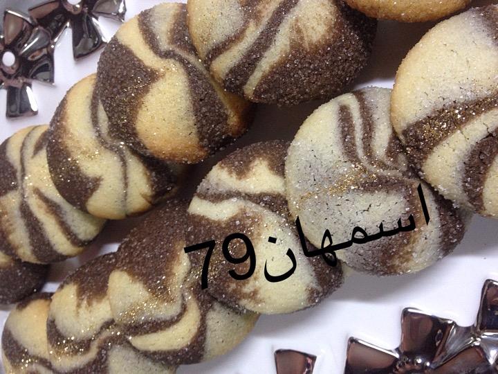 حلوة النمرة .....حلوى رائعة و خفيفة و جميلة الذوق  I_640010
