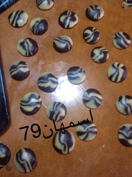 حلوة النمرة .....حلوى رائعة و خفيفة و جميلة الذوق  I_640011