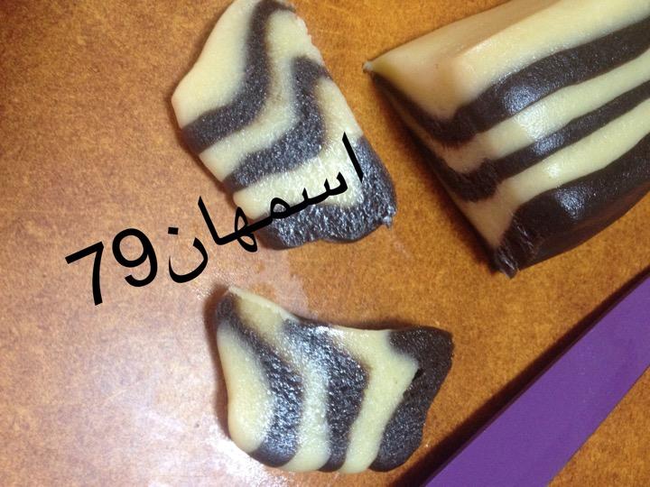 حلوة النمرة .....حلوى رائعة و خفيفة و جميلة الذوق  I_679111