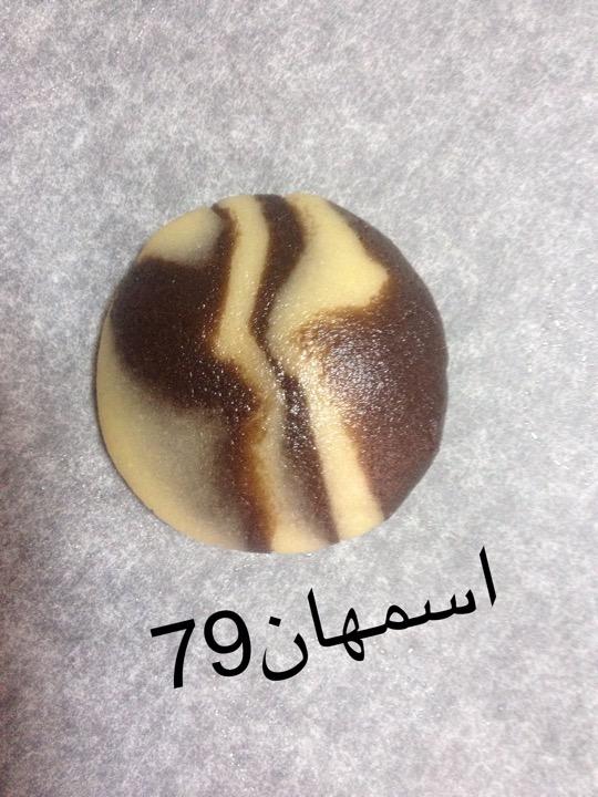 حلوة النمرة .....حلوى رائعة و خفيفة و جميلة الذوق  I_679112