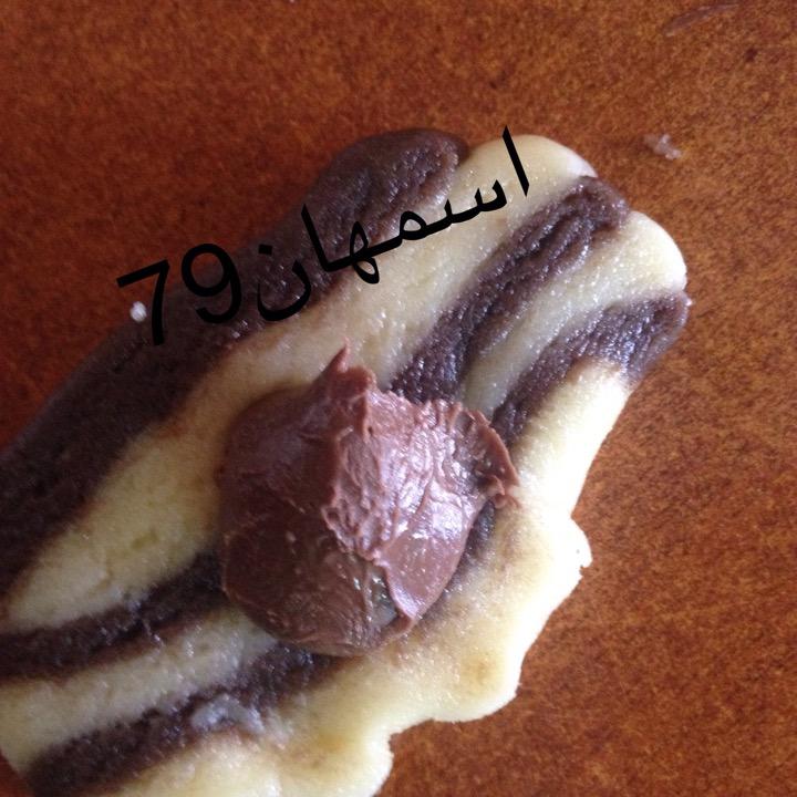 حلوة النمرة .....حلوى رائعة و خفيفة و جميلة الذوق  I_a6c510