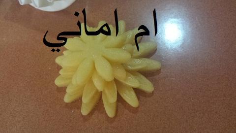 وصفة جديدة لمقرقشات الوردة حصريا من مطبخ ام اماني I_ab0f10
