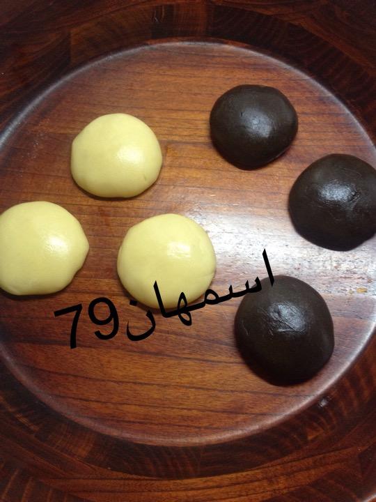 حلوة النمرة .....حلوى رائعة و خفيفة و جميلة الذوق  I_ef1611