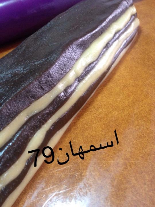 حلوة النمرة .....حلوى رائعة و خفيفة و جميلة الذوق  I_ef1613