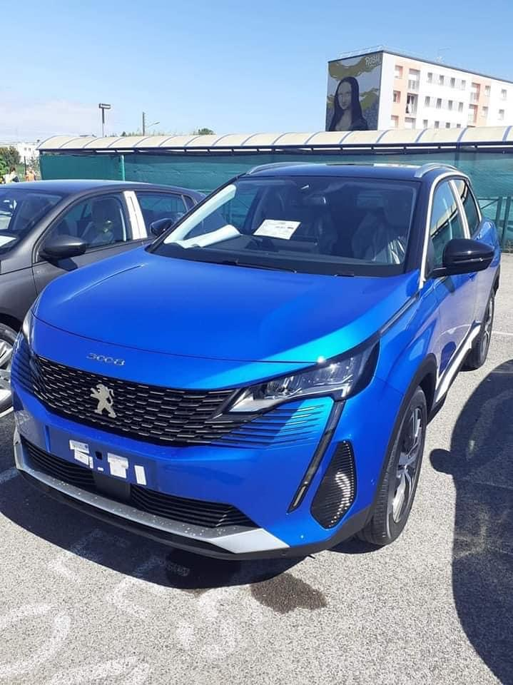 2020 - [Peugeot] 3008 II restylé  - Page 23 3420ca10
