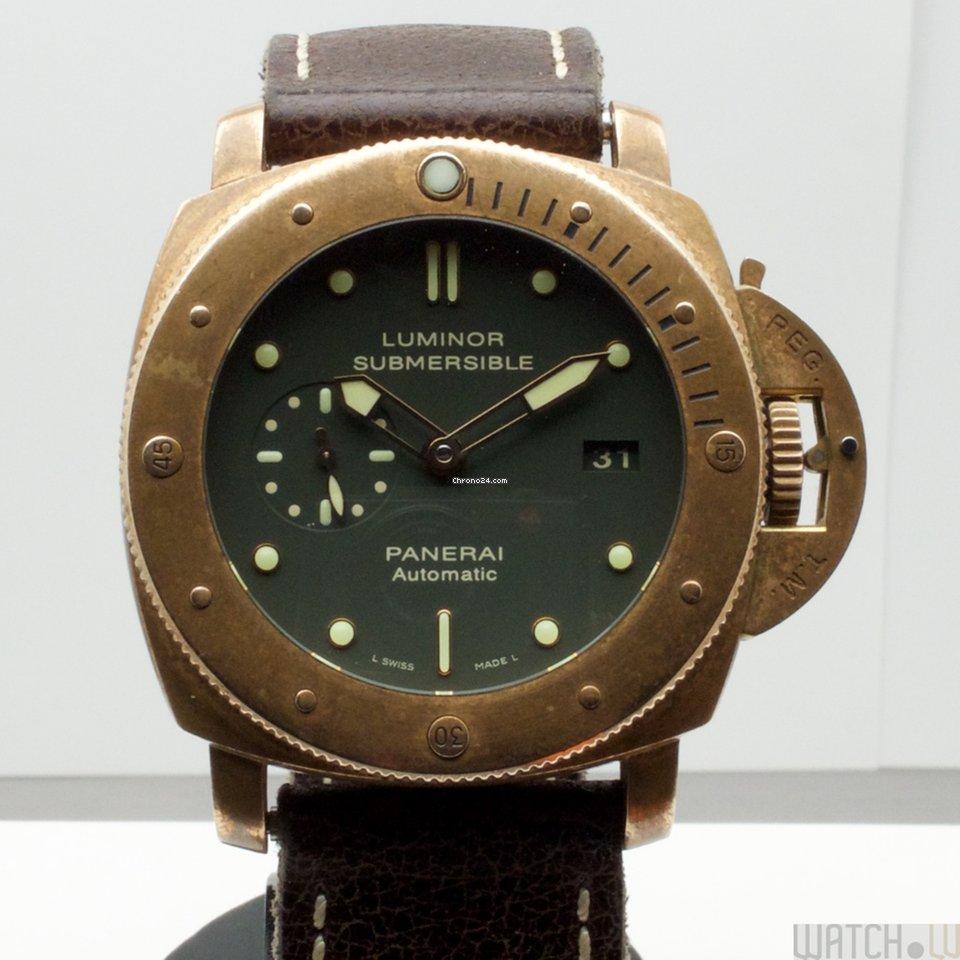 Si vous deviez vous offrir une montre en bronze . - Page 2 13393710