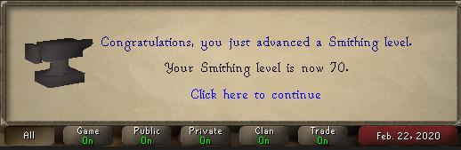 Ratlin's Progress Thread Smithi10