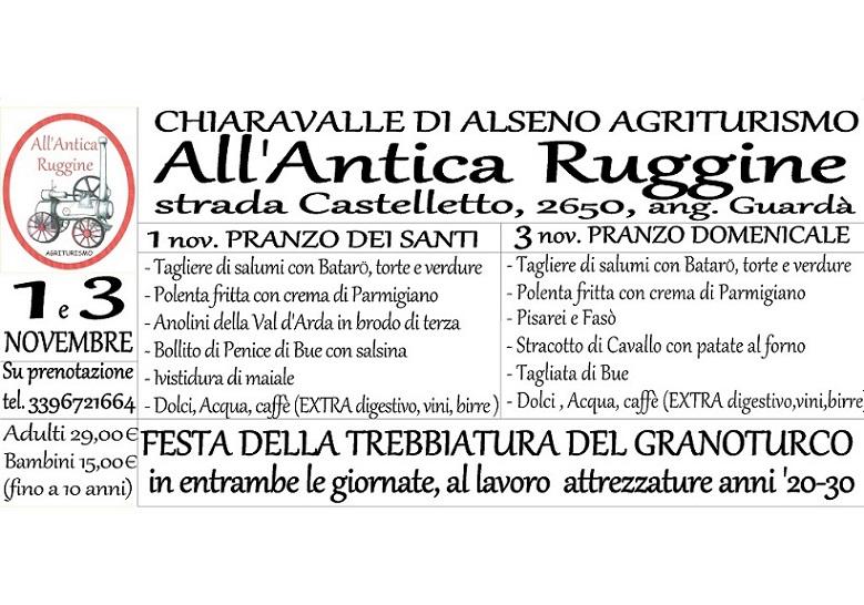 TREBBIATURA DEL GRANOTURCO ALSENO (PC) Trebbi10