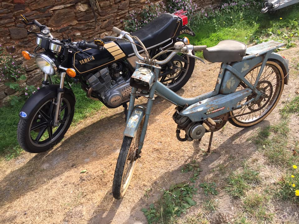 mes 2 roues motorisées 69815210
