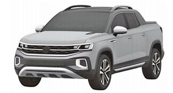 2020 - [Volkswagen] Tarok / MQB Pick-Up  Burlap11