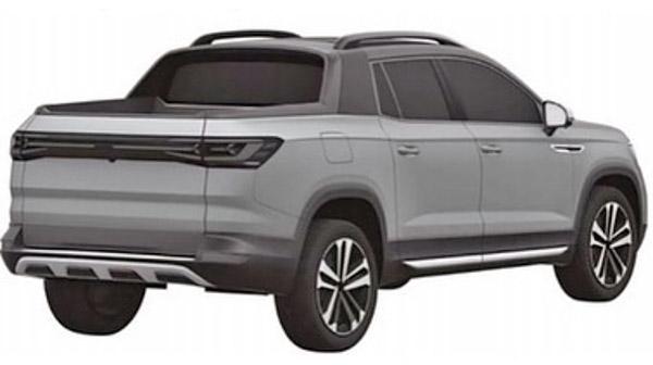 2020 - [Volkswagen] Tarok / MQB Pick-Up  Burlap12