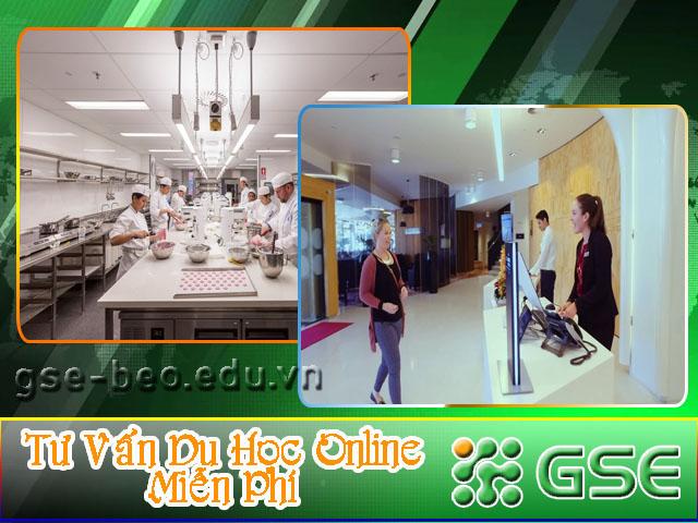 Du học New Zealand ngành ẩm thực, nhà hàng khách sạn Gseax10