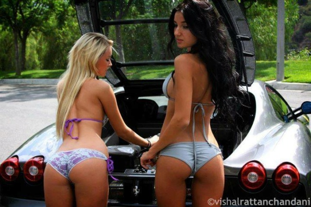 Les Jolies Femmes et l'Automobile XV -1306210