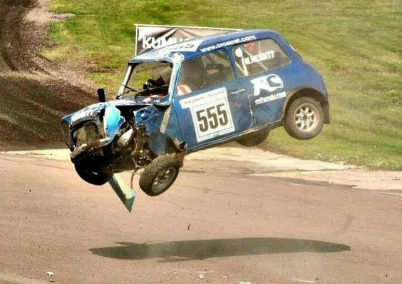 Les insolites du sport automobile. -9c05f10