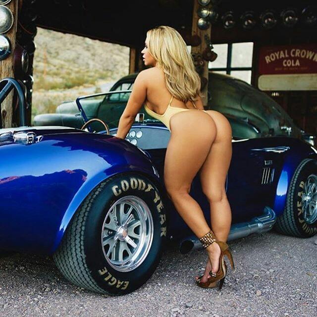Les Jolies Femmes et l'Automobile XV -af33310