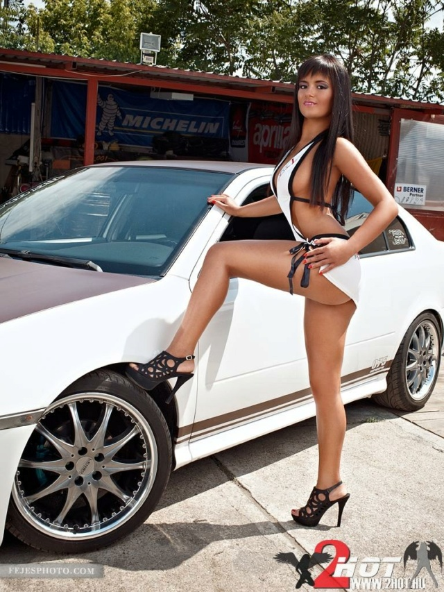 Les Jolies Femmes et l'Automobile XIV - Page 40 -aniko10
