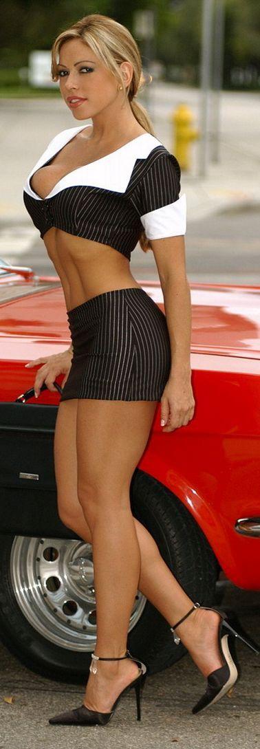 Les Jolies Femmes et l'Automobile XV -ffdac10