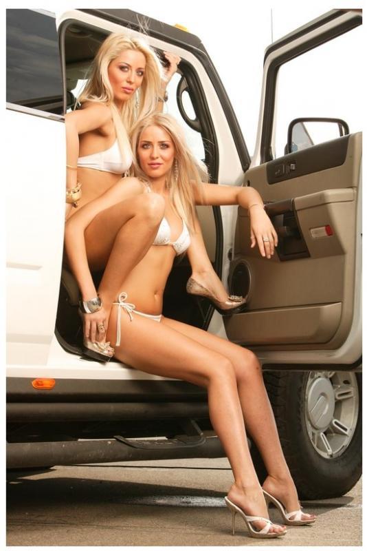 Les Jolies Femmes et l'Automobile XV - Page 2 -h310