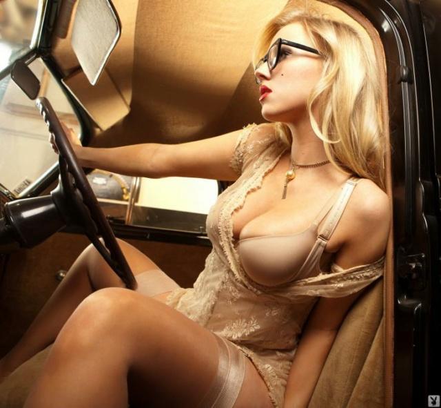 Les Jolies Femmes et l'Automobile XIV - Page 36 -origi10