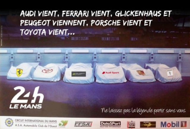 News WEC & Le Mans ... 2 - Page 30 15198811