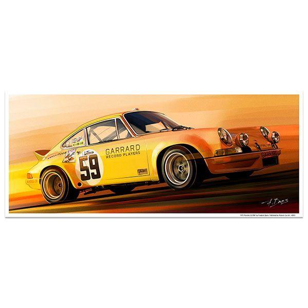 Les Porsche 911 de l'endurance - Page 2 16107810