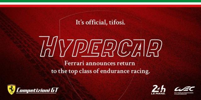 HYPERCAR = LMDh + Le Mans Hypercar - Page 3 16141810