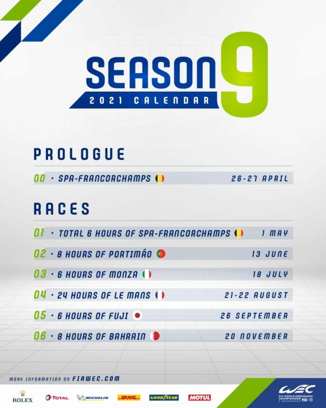 News WEC & Le Mans ... 2 - Page 30 16149710