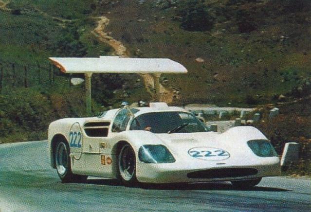 Targa Florio - 1906/1977 - Page 2 1967_s10
