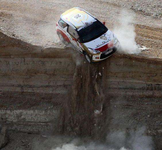 Les insolites du sport automobile. 4545c010