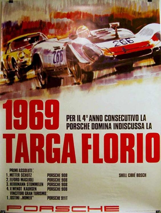 Targa Florio - 1906/1977 7d72ee10