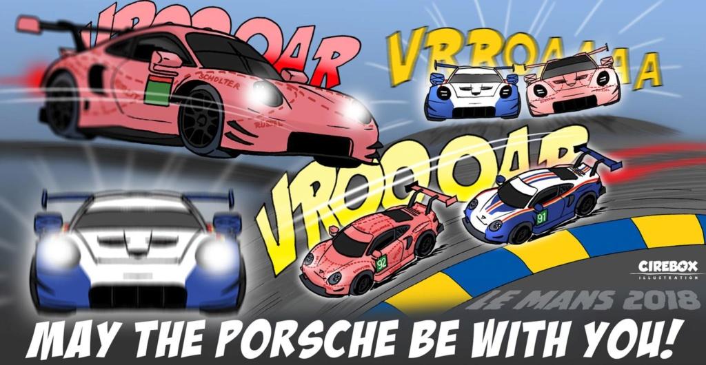 Les Porsche 911 de l'endurance - Page 2 98710