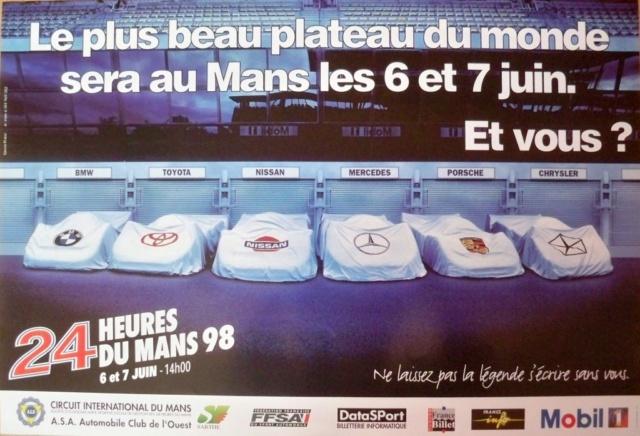 News WEC & Le Mans ... 2 - Page 30 Affich18