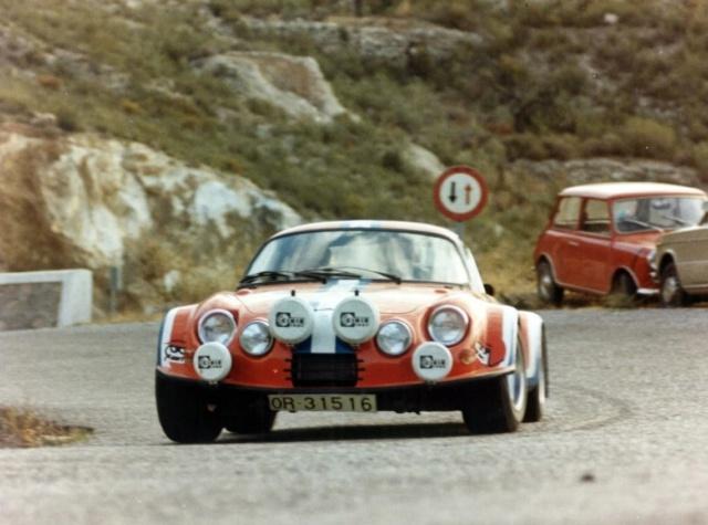 Les insolites du sport automobile. - Page 7 Alpinc12