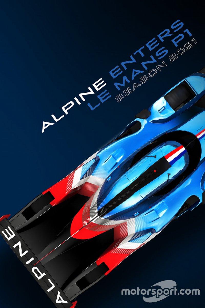 News WEC & Le Mans ... 2 - Page 28 Alpine11