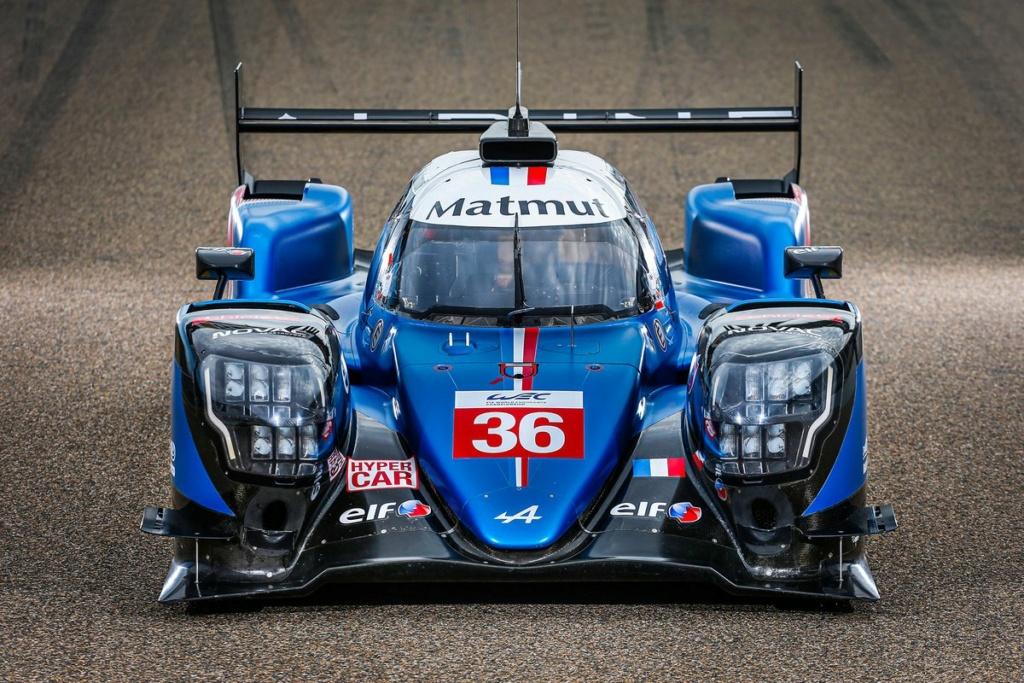 News WEC & Le Mans ... 2 - Page 30 Alpine13