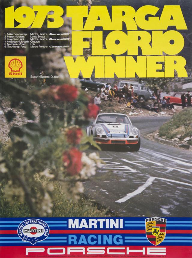Targa Florio - 1906/1977 Art-pe10