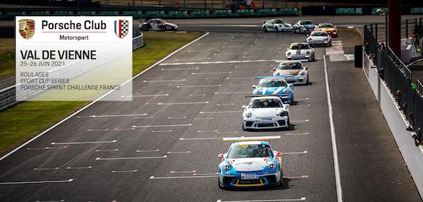 PORSCHE Club Motorsport Bandea11