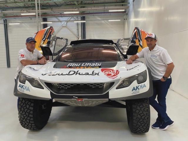 Le   DAKAR - Page 21 Dakar10