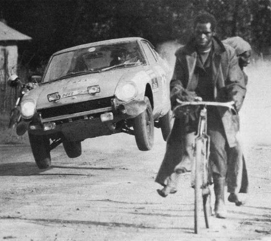 Les insolites du sport automobile. Datsun10