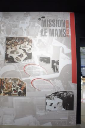 Musée Automobile de La Sarthe - Musée des 24 heures - Page 3 Dsc07312