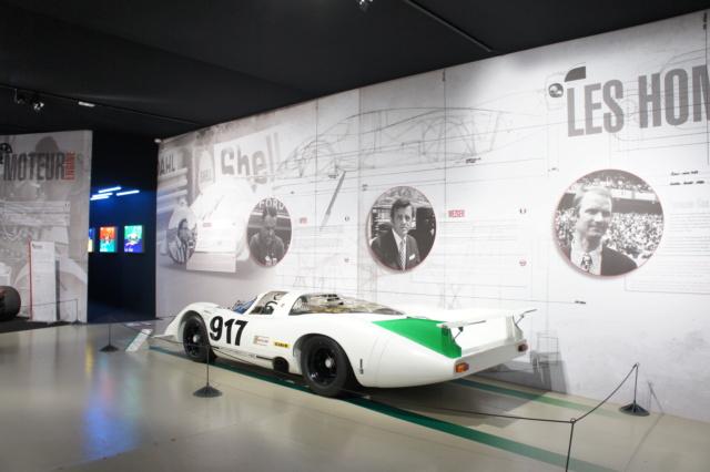 Musée Automobile de La Sarthe - Musée des 24 heures - Page 3 Dsc07313